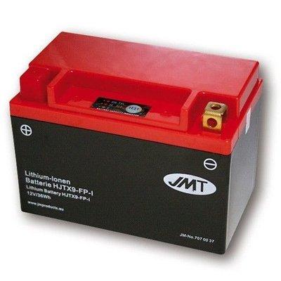 JMT Lithium-Ionen Batterie JMT YTR9-BS / YTX9-BS