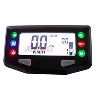 Acewell Digital Dash KM/H ACE-254 Black