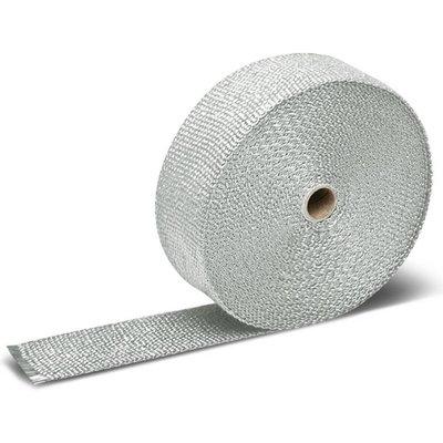 MCU Gewebeband / Exhaust Wrap - Weiß 10 Meter