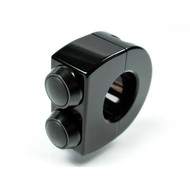 Motogadget 2 Button M-Switch Black 22mm or 7/8""