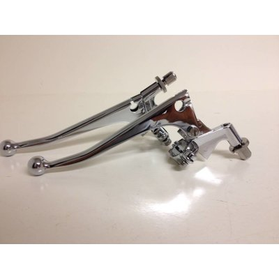 """Emgo 7/8"""" or 22MM Universal Levers"""