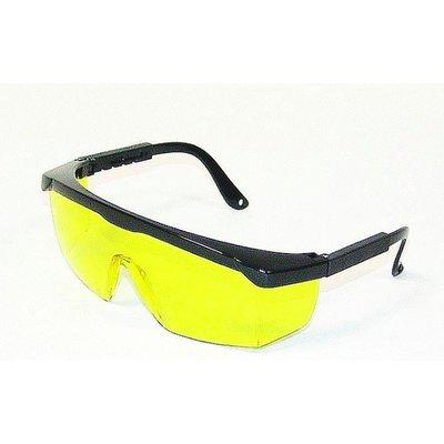 Schutzbrille Gelb