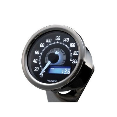 Daytona Verona Digitaler Speedo Chrome 200KM/H