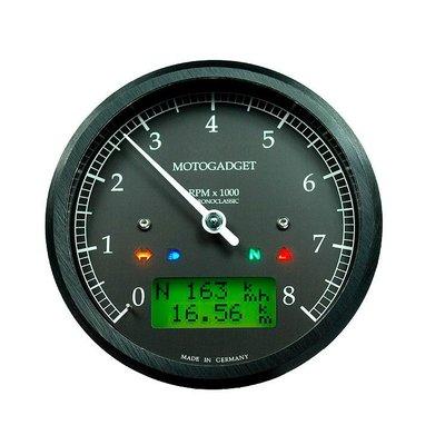 Motogadget Chronoclassic Drehzahlmesser 10.000 RPM