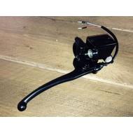 Handbremszylinder Bremspumpe 13MM Schwarz mit sensor