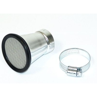 35MM Ansaugtrichter Aluminium
