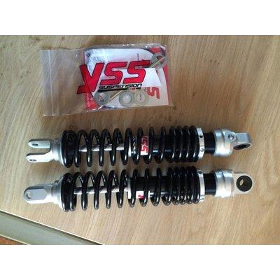 YSS Honda CB Twin Stossdämpfer Sätz RE302T Eye/Clevis