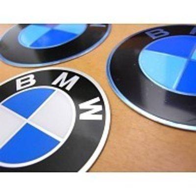 Emblème BMW 60 mm d'origine