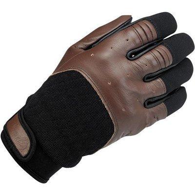 Biltwell Bantam Handschuhe Chocolat / Schwarz