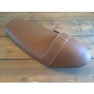 SR Style Cafe Racer Seat Classic Brown 79