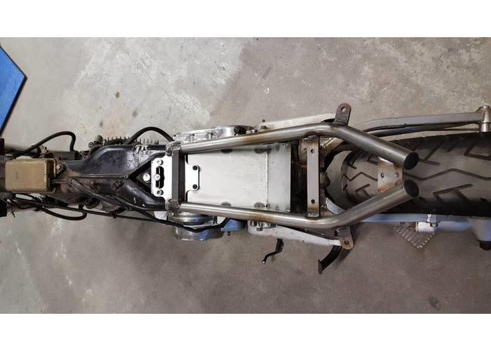 Yamaha Virago Cafe Racer Subframe 1.0
