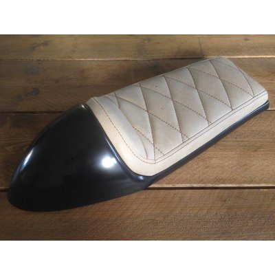 Cafe Racer Seat Pale Brown 87