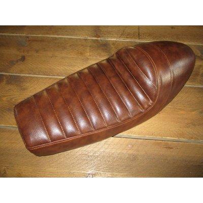 SR400 SR500 Sitzbank Tuck 'N Roll Vintage Brown 98