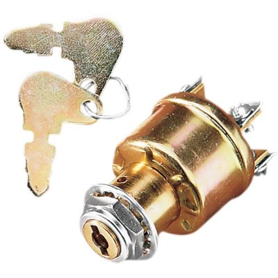 Starter Ignition Switch Off/On/Start Type 9