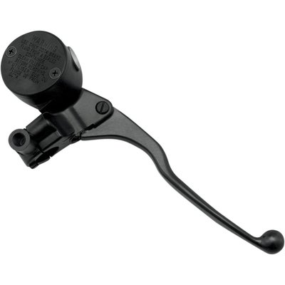 Shindy 14MM Retro Master Cylinder for 22mm Bars Black