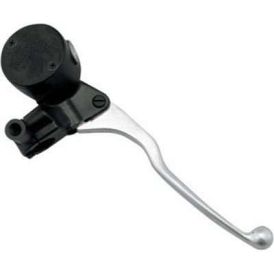 Shindy 14MM Retro Master Cylinder for 22mm Bars Black / Aluminium