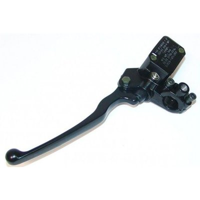 Clutch Pump + Lever Universal Black (Left)
