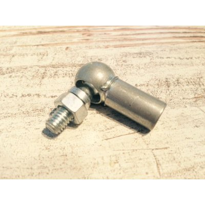 Ball Joint DIN 71802 AS steel M6