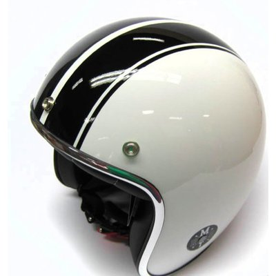 MT Le Mans Retro Speed White / Black