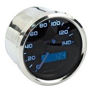 Daytona Daytona 60MM Velona Digitaler Speedo Chrome
