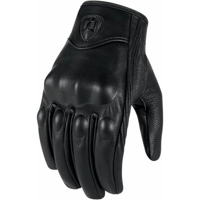 ICON Pursuit Glove Perforated Stealth