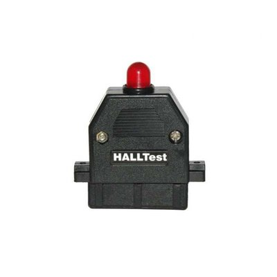 Testing and adjustment equipment for Hall sensors