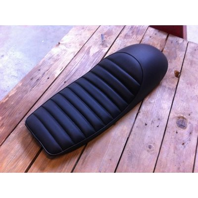 Tuck N' Roll Cafe Racer Seat Black 96
