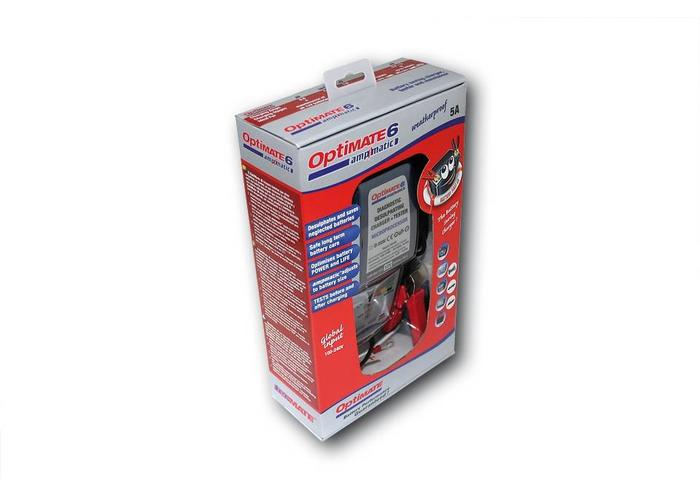 Tecmate Batterie Charger Optimate 6