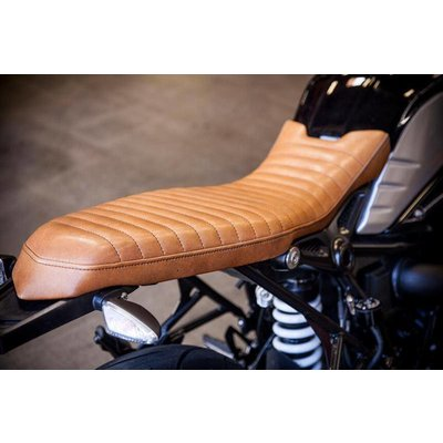 Roland Sands Selle Flat Out Enzo (R NineT) marron