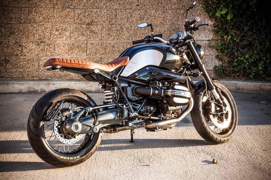 Roland Sands Flat Out Enzo R Ninet Brown