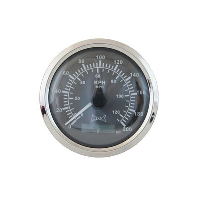 GPS Speedometer 85MM Type 2