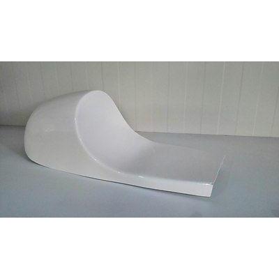Fiberglass Cafe Racer Sitzhöcker Type 26 aus GFK gefertigt