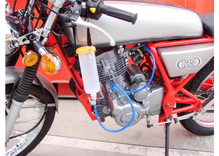Auxiliary Fuel Petrol Tank Type 2