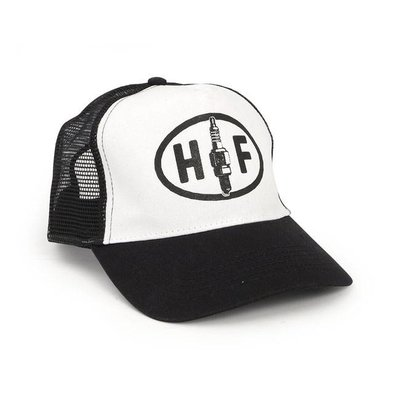 Black & White Garage Cap