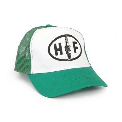 Green Garage Cap