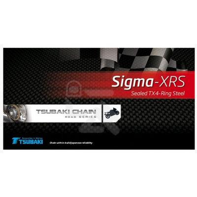 Tsubaki Kit de chaîne et pignon 17/44/530 SIGMA XRS