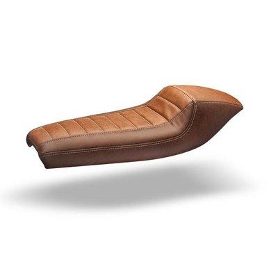 Tracker Sitzbank Vollständig Gepolstert Vintage Brown 20