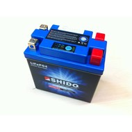 Shido YTX14AHL-BS Lithium Ion Batterie 240CCA