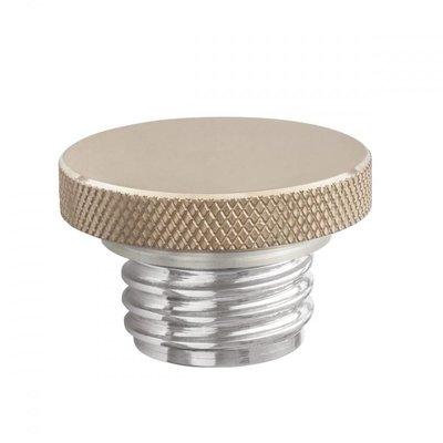 Motone Kundenspezifische Kraftstoff-Gas-Kappe - Billet Messing und Aluminium