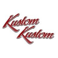 Motone Kustom Hot Rod Motorcycle Fuel Tank/Side Panel Emblem Set - Billet - Pair