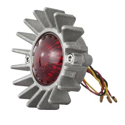 Motone Big Fin Rückleuchte - LED - Shot Explosion