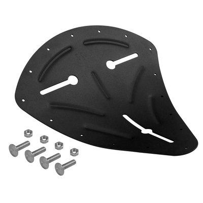 Motone Support de selle solo universel Chop/ Chopper / Bobber