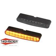 Highsider LED-Einbaublinker STRIPE