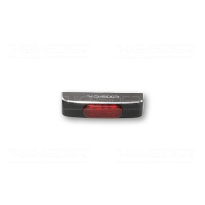 Highsider LED Taillight Conero Red