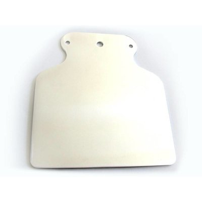Motogadget MSM Mounting Bracket A Silver Anodized