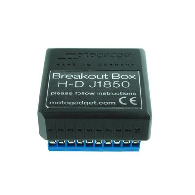 Motogadget MSP Breakout Box J1850