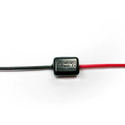 Motogadget M-Flash Relais électronique pour clignotants