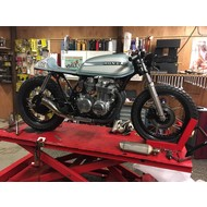 Cafe Racer Seat Type 1