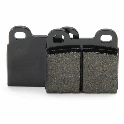 TRW Brake pads MCB 617 front for BMW R2V Boxer with double front brake disc from 8/1984 on, K 2V 9/1988