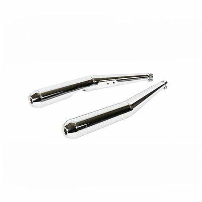 Auspuffendtöpfe für BMW R 45 und R 65 Modelle